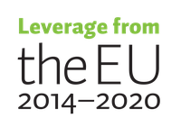 Leverage from the EU logo