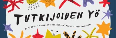Tervetuloa tutkijoiden yöhön 30.9.2016: psykologian laitoksella teemana aivot!/Welcome to European Researchers' Night on 30 September 2016!